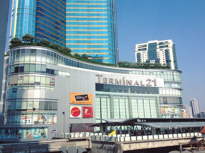 Terminal 21 Korat to put a 200,000 sqm Retail Space this ...
