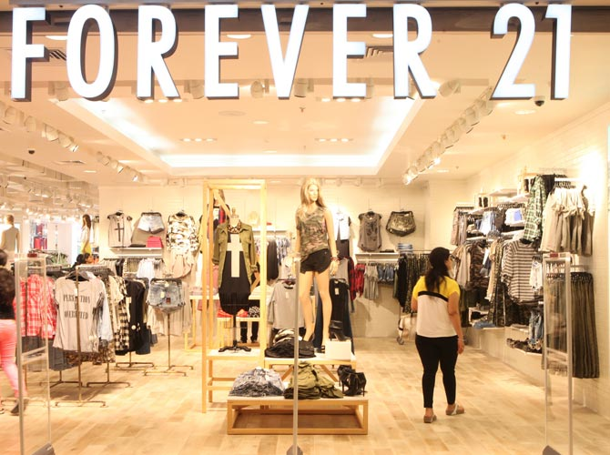 Forever 21 - India. K likes. Clothing (Brand) You must be out of your mind to miss out on the ₹ SALE!