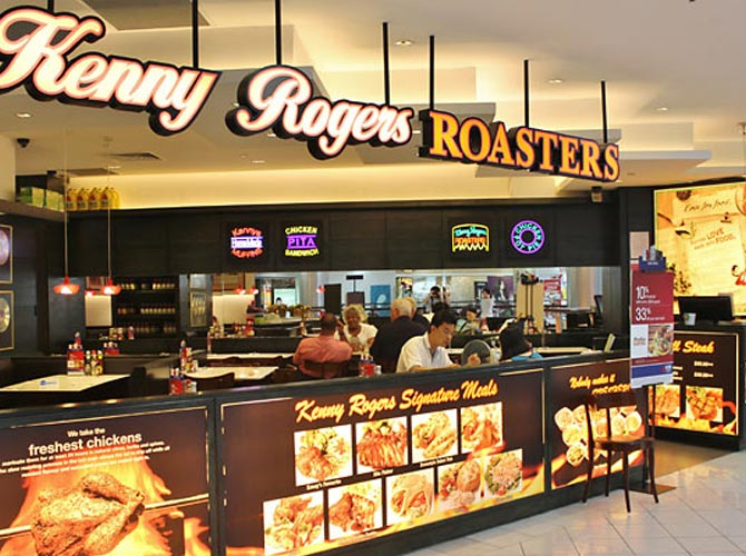 Kenny Rogers Roasters To Soon Tantalize The Indian Palate Retail 360 Asia